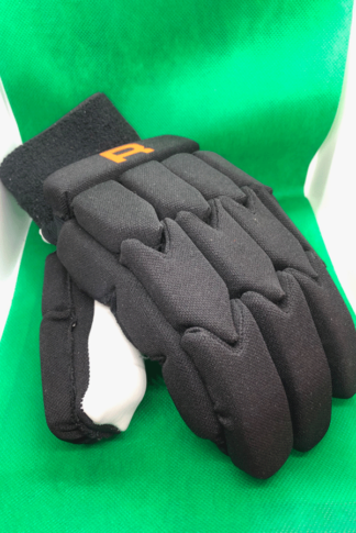 Rofy Hockey protectiehandschoen Glove Full Black