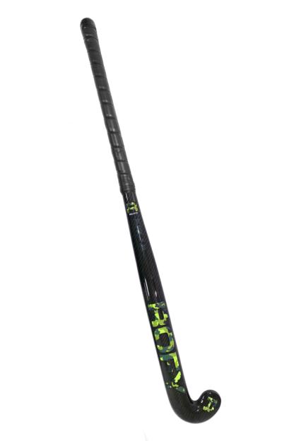 Rofy Hockey Stick Black Green