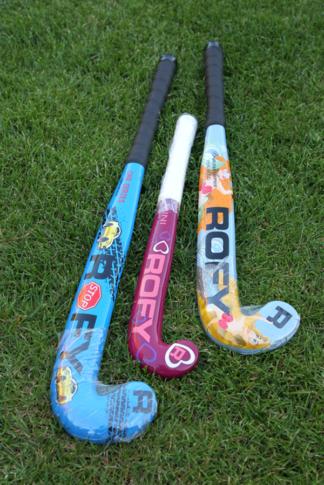 Rofy Hockey Stick Peuter Cars Princess Hartjes