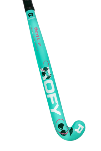 Rofy Hockey Stick Junior Cherry
