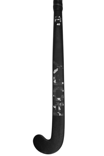 Rofy Hockey Stick Black S Pro Indoor