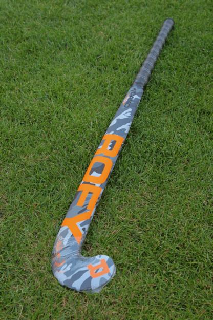 Rofy Hockey Stick Junior Indoor Camo Grey
