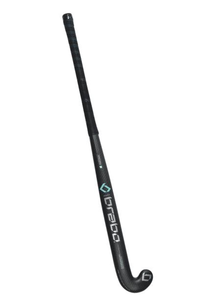 Brabo Hockey Stick Traditional CC 75 Aqua