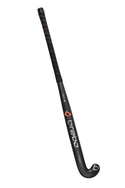Brabo Hockey Stick Traditional CC 80 Orange