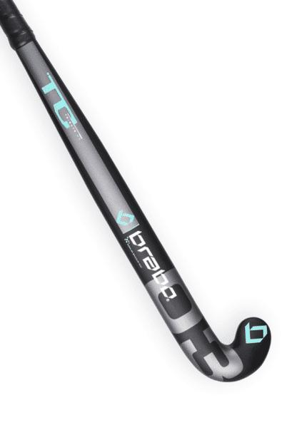 Brabo Hockey Stick Tribute TC Black Aqua